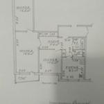 3-комнатная квартира на Парковой