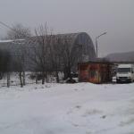 Ангар в промзоне, район 1РУ
