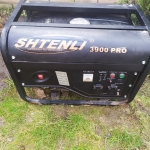 Бензиновый генератор shtenli pro3900