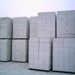 Блоки газосиликатные, кирпич, блоки фундаментные