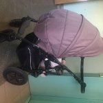 Детская коляска Verdi Futuro (2 в 1)
