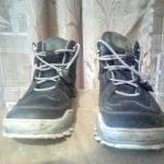 Детская обувь, размер 35 демисезонная.