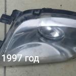 фара Пежо 607 1997 год