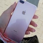 iphone 7plus, 32 gb