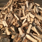 Колотые дрова
