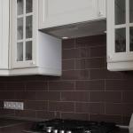Кухонная вытяжка MAUNFELD Crosby Push 60 нержавеющая сталь