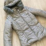 Куртка на девочку рост 146