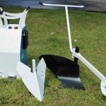 Лебедка сельскохозяйственная для обработки почвы