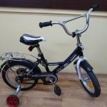 Найден детский велосипед на ул. Железнодорожная 52,