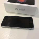 Продам iPhone SE 32 Gb space gray