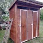 Продам летний душ для дачи частного дома