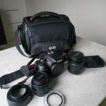 Продам зеркальный фотоаппарат Canon 600D