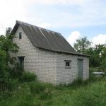 Садовый домик Глядки