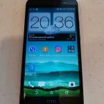 Смартфон HTC One (E8) dual sim