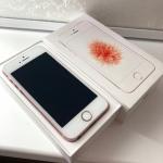 телефон iPhone SE 16 Gb Rose Gold