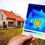 Тепловизор. Тепловизионная съемка вашего дома или квартиры.