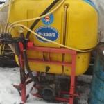 Трактор МТЗ 80 и навесное