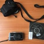 Цифровой фотоаппарат Canon SX230HS