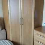 угловой шкаф и комод