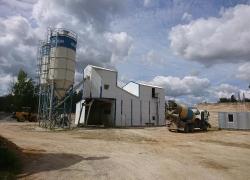Высококачественный бетон, раствор собственного производства