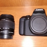 Зеркальный фотоаппарат Canon EOS 1200D 18-55mm IS II
