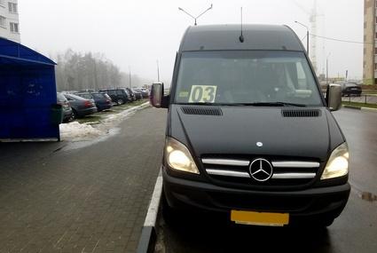 Схема проезда маршрутного такси фото 669