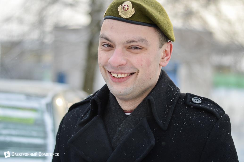 Солигорские военные благотворительность