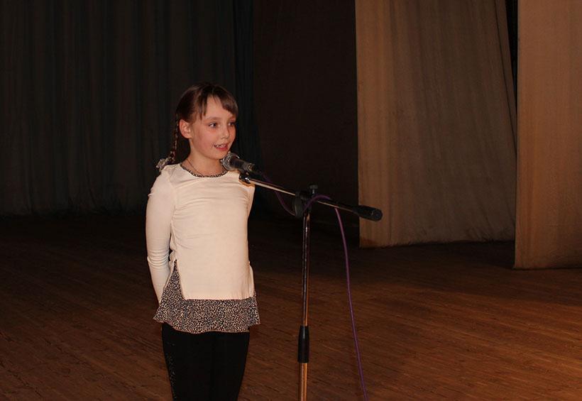 поэтический вечер Солигорск