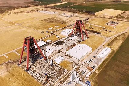 Подъемные установки для рудника строящегося Нежинского ГОК изготовит немецкая Thyssen Schachtbau