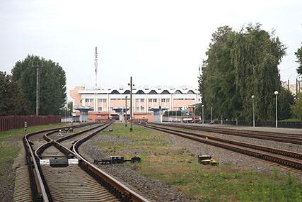 21 ноября отменяется утренний поезд Слуцк - Солигорск