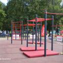 Workout-площадка