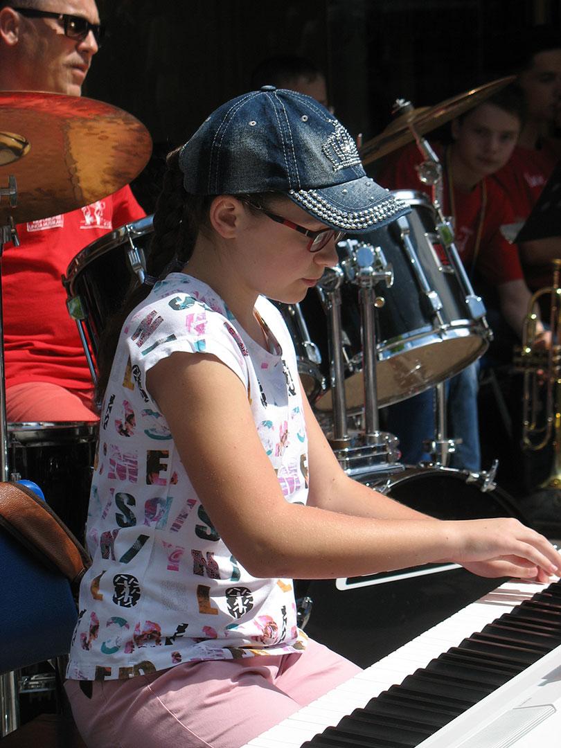 Конкурсы джазовых пианистов
